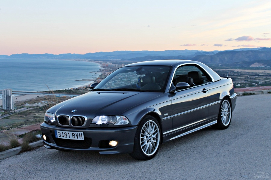 Bmw 330ci E46 Coupe It S Better To Drive Old One Than Rent New