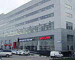 Car rental on Lobachevskogo Street (Genser centre)