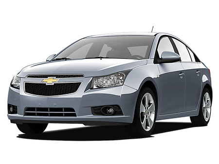 Фото Chevrolet Cruze sedan AT Grey