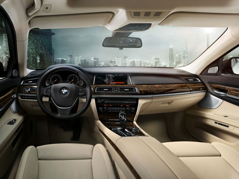 Worksheet. BMW 730i Sedan AT rent in Moscow