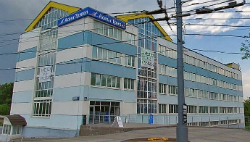 Affiliate car rental office (Troika) on Park Pobedy