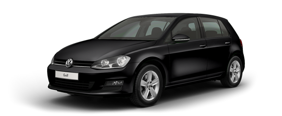 Фото Volkswagen Golf VII AT Black