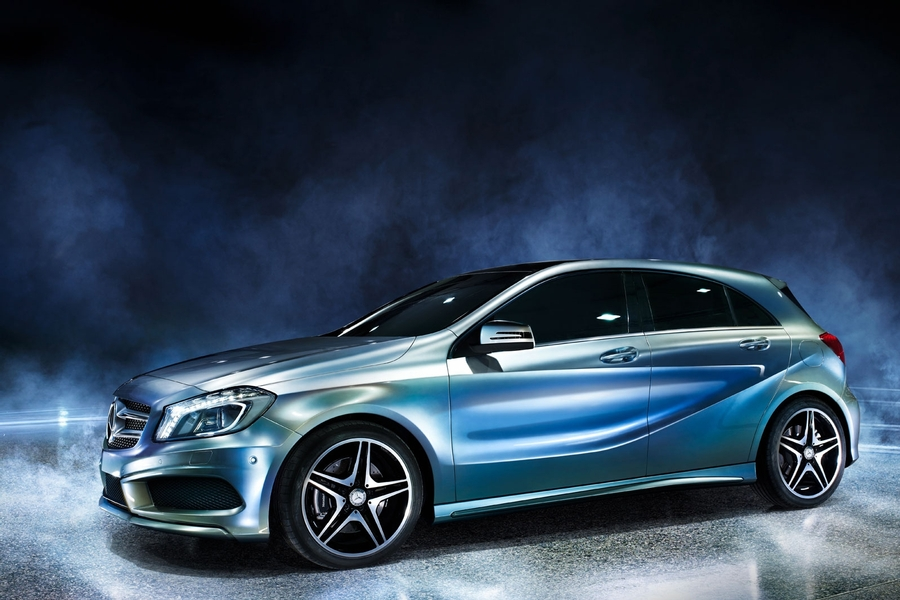 Rental Mercedes Benz A200 W176 A Toy For Adults