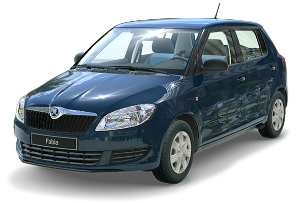 Фото Skoda Fabia Hatchback AT