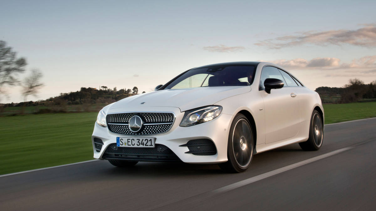 Rent Mercedes Benz E Class Coupe Claim For Leadership