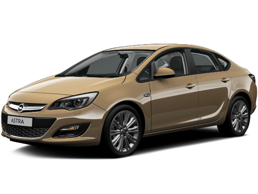 Фото Opel Astra New Hatchback AT