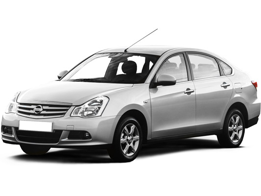 Фото Nissan Almera IV AT Grey