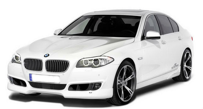 Фото BMW 520i AT White
