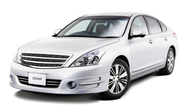 Фото Nissan Teana III AT NEW White
