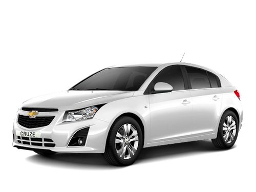 Фото Chevrolet Cruze hatch AT White