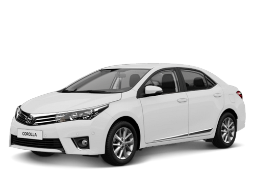 Фото Toyota Corolla AT NEW White