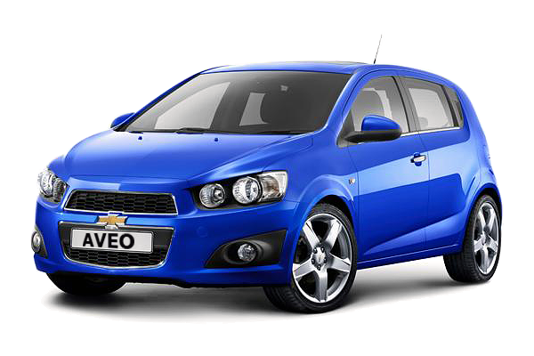 Фото Chevrolet Aveo Hatchback AT