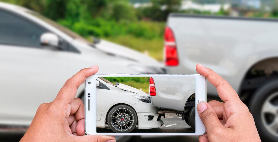How to rent a car in Moscow. Reporting a car accident online