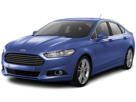 Фото Ford Mondeo AT