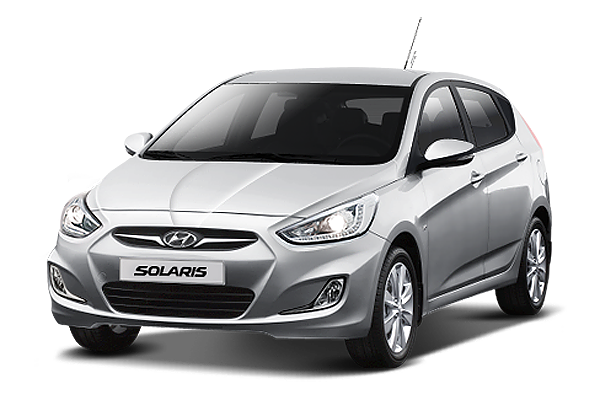 Фото Hyundai Solaris Hatchback AT
