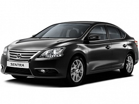 Фото Nissan Sentra AT Black