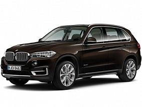 Фото BMW X5 AT NEW Brown