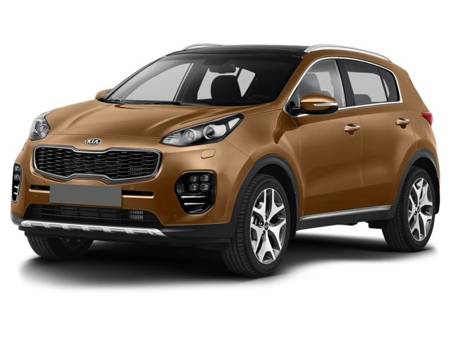 Фото Kia Sportage 2.0 AT 4х4 Brown