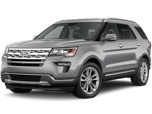 Фото Ford Explorer 3,5 V6 AT