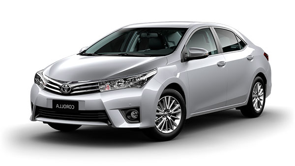 Фото Toyota Corolla AT NEW Silver