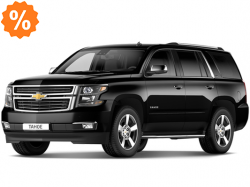 Фото Chevrolet Tahoe SUV AT